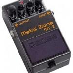BOSSのmetal ZONE mt-2を上手くセッティングしよう!