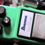 チューブスクリーマー(TS9,TS808)の特徴やセッティング。最強ブースター!