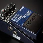 BOSS BB-1X bass driverの評価レビュー。セッティングや音作り。