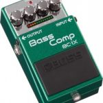 BOSS BC-1X Bass Compのレビューや設定方法・音作り等。