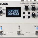 boss dd-500の評価レビュー。音痩せはする?