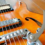 グレッチのギターの音の特徴や種類。