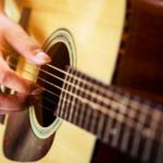 ギターのアルペジオの初心者におすすめの練習曲。