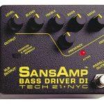 サンズアンプはベースの必需品?セッティング例や音作り・使い方について。
