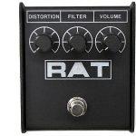 rat2エフェクターのブースターとしてのセッティングや使い方