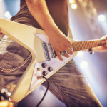 ギターの音造り。メタルの歪み。