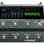 nova systemの歪みや音の評価レビュー。