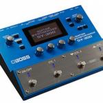 SY-300 bossのレビュー。音作りやセッティングなど。