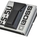 FS-5U bossの使い方と評価レビュー。