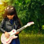 ギターの子供への良い教え方。