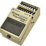 BOSS geb-7(ベースイコライザー)のセッティング・お作りについて。