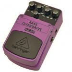 BOD400 Bass Overdrive(ベリンガー)の音作り・セッティング等について。