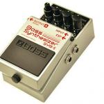 boss syb-5のセッティングや音作りについて。