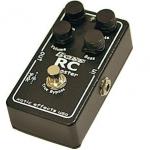 xotic bass rc boosterのセッティングや音作りについて。