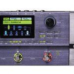 mooer ge200のレビュー。音作りやアンプモデルについて。